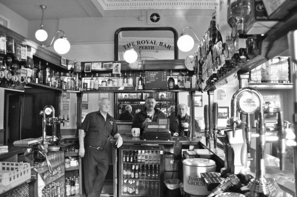 The Royal Bar, Perth